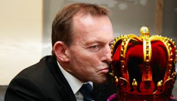 Tony Abbott stuffs it up . . . again