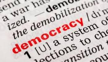 A Crisis in Democracy