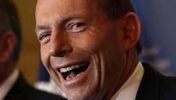 Tony Abbott: Begging For His Job. Round 1.