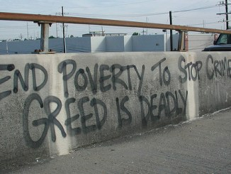 Poverty and crime