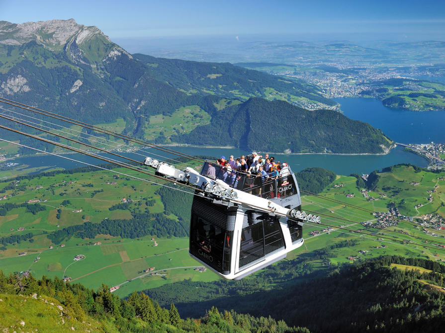 Take a Ride in a Cable Car | The Amateur Adventurer