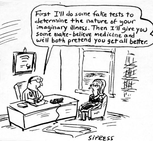 fake tests