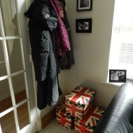Organising My Coat Area