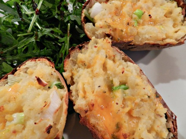 twice baked potato simple suppers