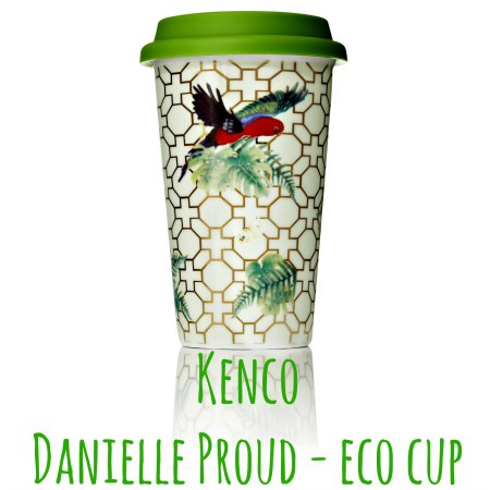 Danielle Proud and Kenco Eco Cup
