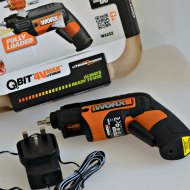Worx QBit 4V Cordless Li-Ion Screwdriver : Review