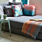 A New Sofa Two Ways :Photo Heavy Post