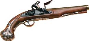 George Washington's Pistol