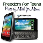 Give Your Teen the Freedom of a Smartphone Without Paying a Fortune