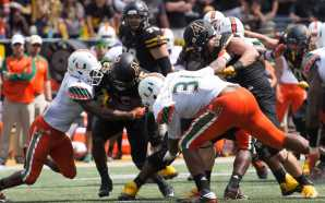 Hurricanes blow away Mountaineers