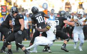 Sims shining on App State defense