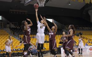 Mountaineers win second straight conference matchup
