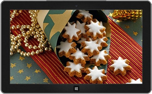 sugar and spice - Windows 8 Winter Themes
