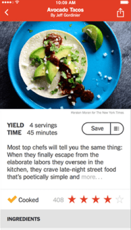NYT Cooking - Recipes from The New York Times