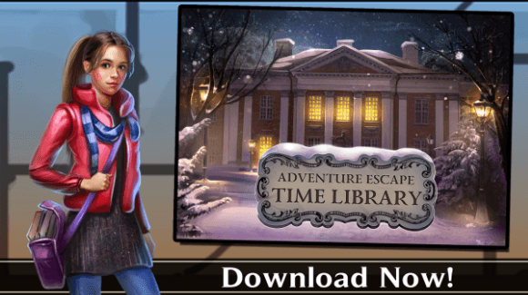 Time Gap Hidden Object Mystery - Top Hidden Object Games of 2015 - Adventure Escape Time Library