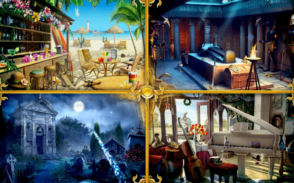 Time Gap Hidden Object Mystery - Top Hidden Object Games of 2015