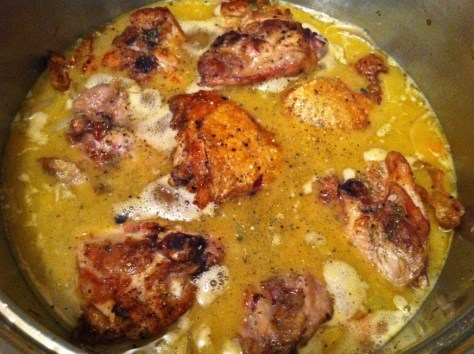 Chicken-in-Broth