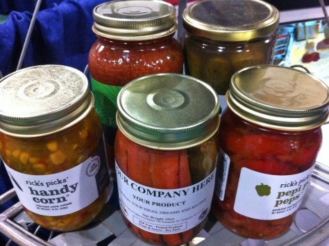 Local New York State Canning