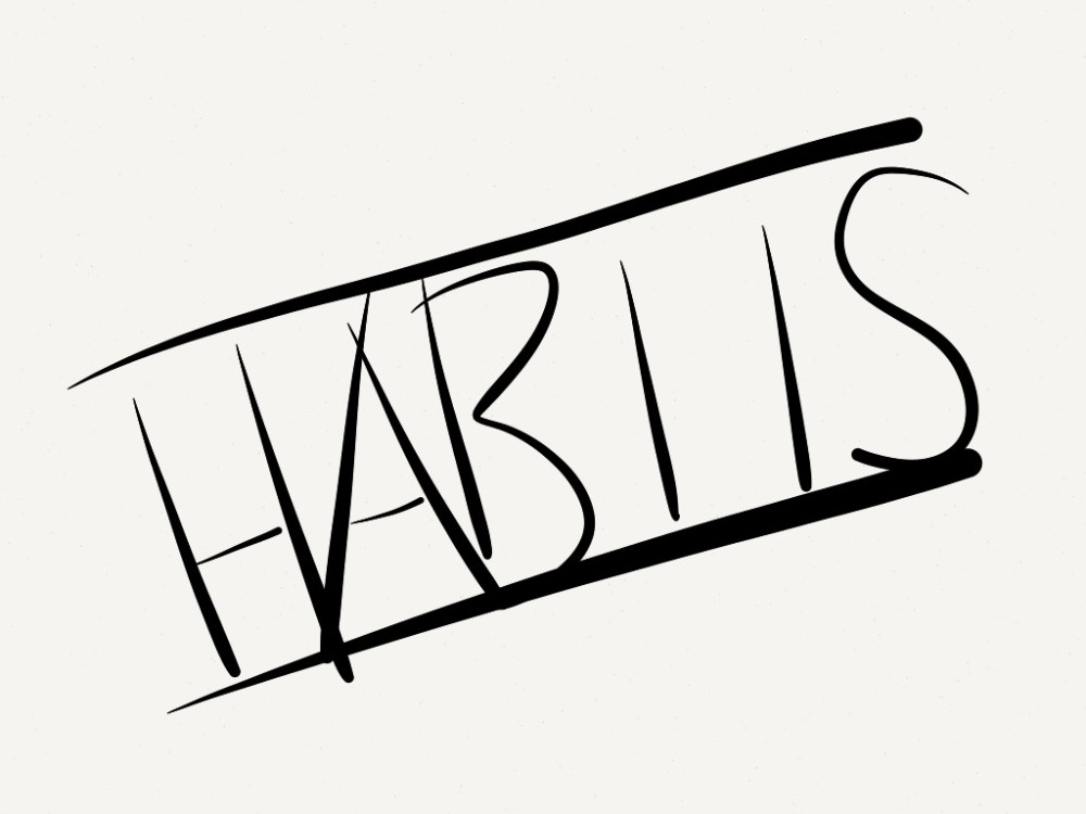 How Our Lives Are A Mass Of Habits (1/3)