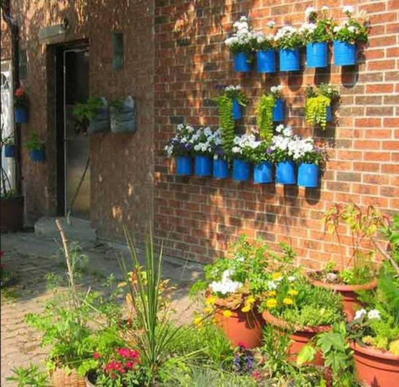 Large Of Garden Wall Decor Ideas