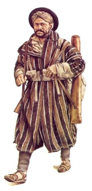 Goumier uniforme