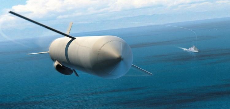 Missile MdCN 2
