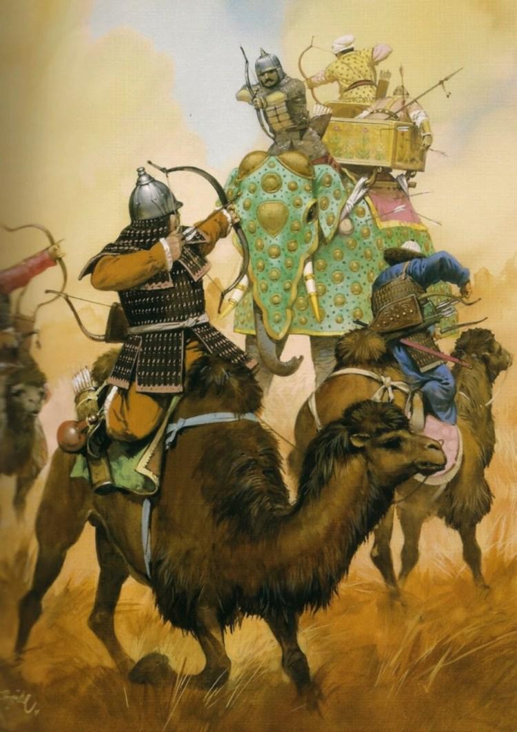 Armée de Tamerlan
