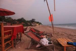 Dusk on Koh Lanta's Klong Nin Beach