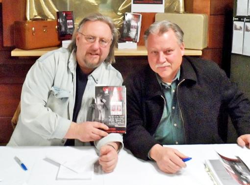 Authors Steve Sparks & Sheriff Tom Allman