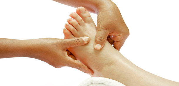 Reflexology course at The Awareness Centre, Clapham SW4