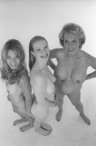 Something is. Naked grannies and daughters all clear