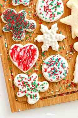 Mesmerizing Easy Sugar Cookies Easy Sugar Cookies Bakermama Sugar Cookies Without Butter Eggs Or Milk Sugar Cookies Without Butter Vanilla Extract