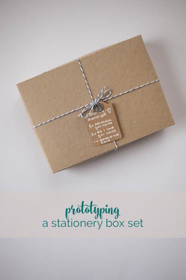 happy mail starter set