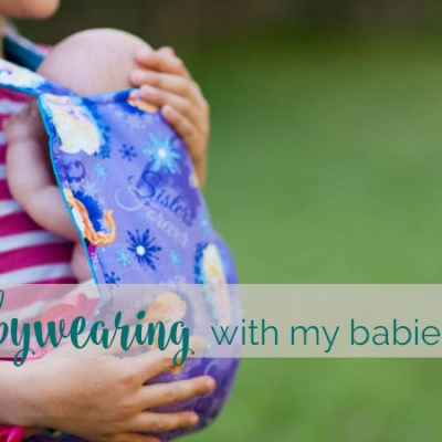 babywearing featured