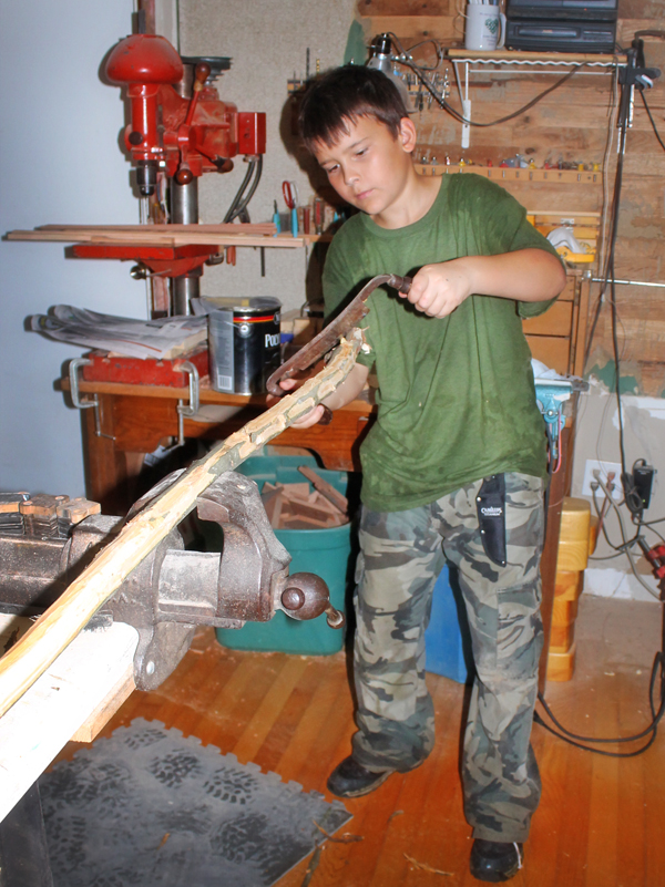 redneck-bootcamp-two-ben-carving