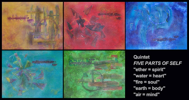 5 parts of self-painting-abstract-expressionist-Taylor