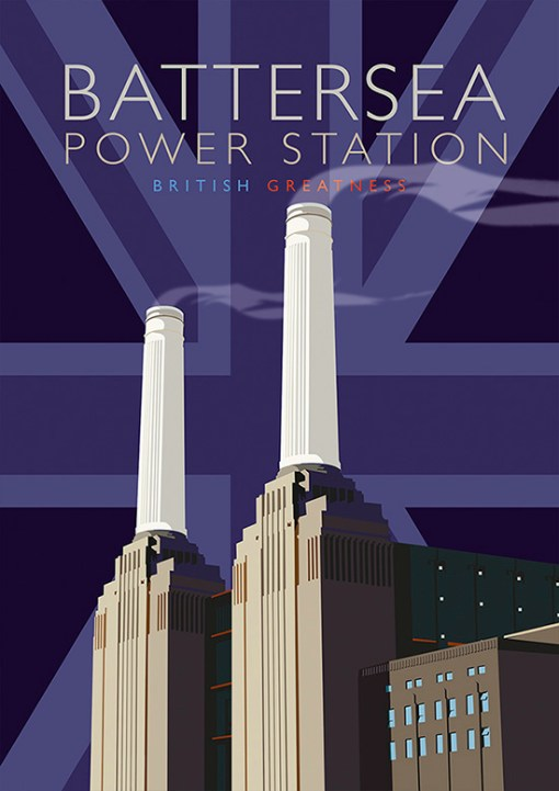 Peter McDermott - Battersea Power Station - British Greatness