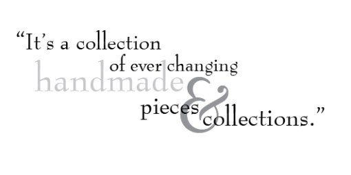 pieces and collections