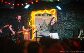 Best Coast at Bottom of the Hill, Photo by Martin Lacey