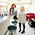 Girlpool: Cleo (L) and Harmony (R)