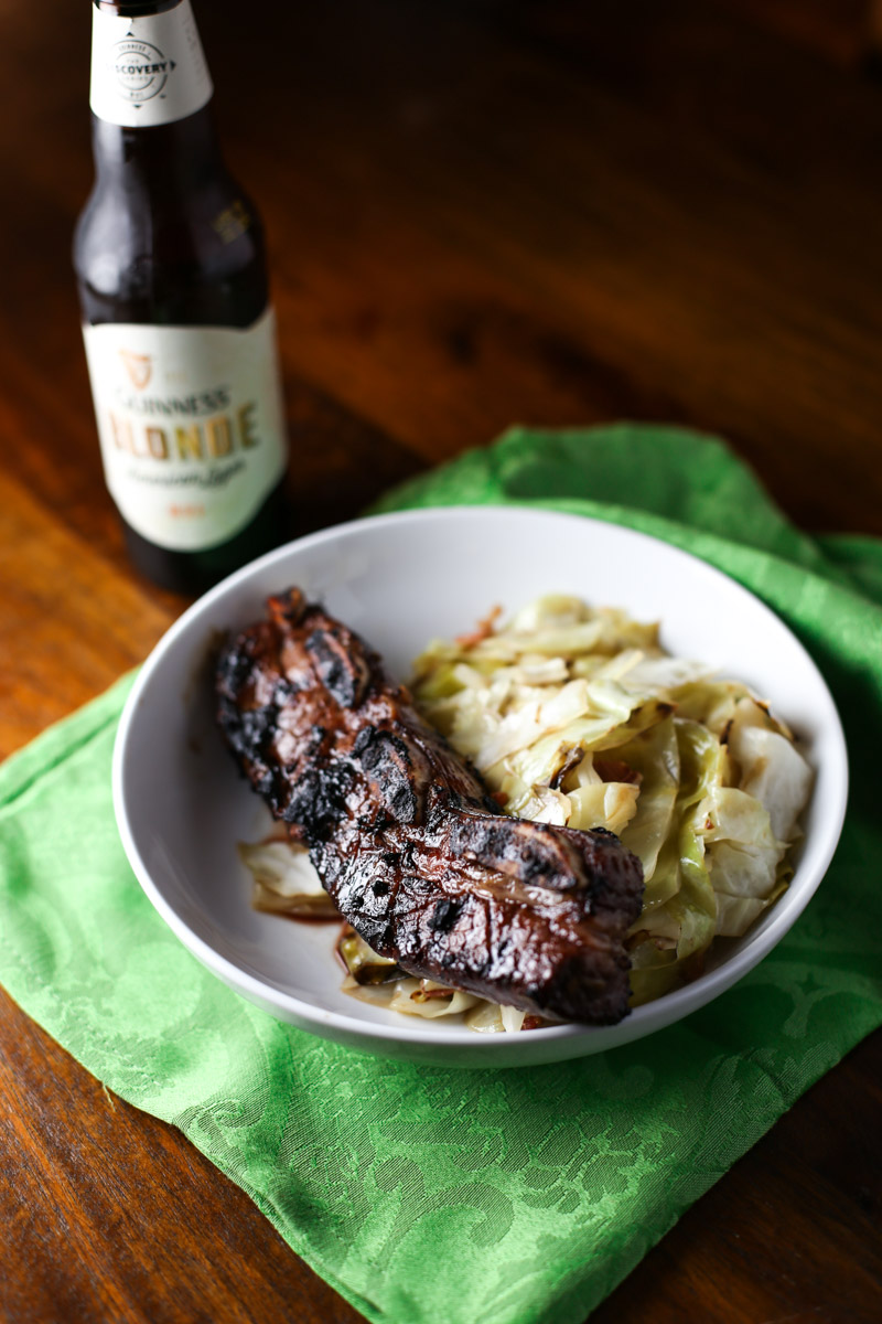 Guinness Marinated Beef Short Ribs - The BBQ Buddha