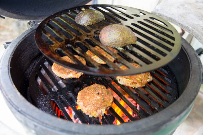 how to cook turkey burgers on bbq