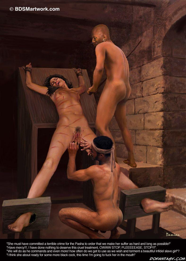 bdsm damian art torture - DATAWAV