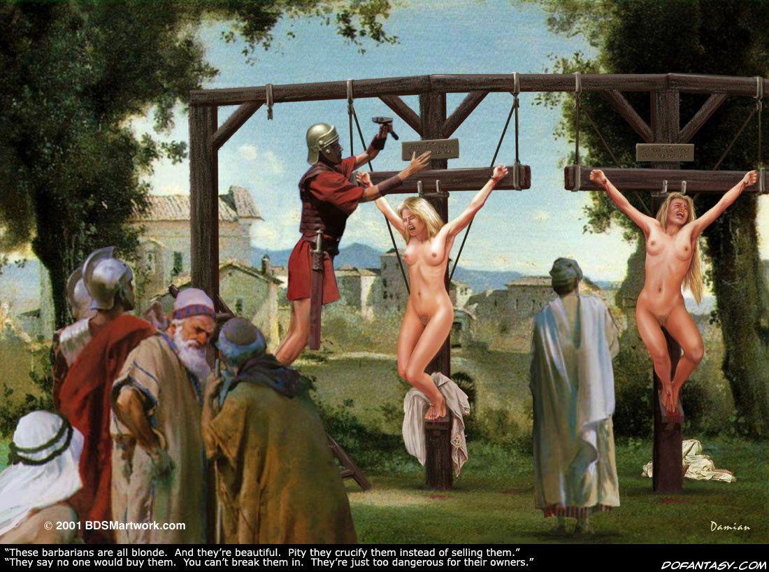 female inquisition torture