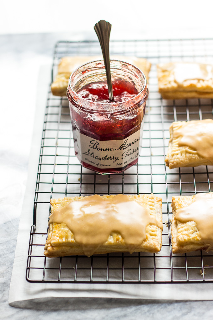 Homemade Peanut Butter and Jelly Pop-Tarts   The Beach House Kitchen