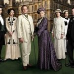 Three piece suit continued to be popular. Image from the wonderful BBC Series, Downton Abbey.