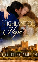 Collette Cameron Highlander's Hope