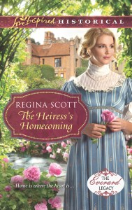 The Heiress Homecoming, Scott