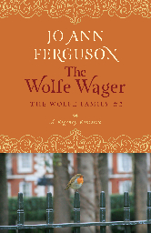 Cover image for Jo Ann Ferguson's The Wolfe Wager