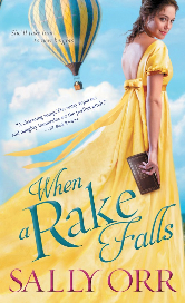 Cover image for Sally Orr's When A Rake Falls